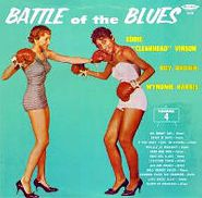 Eddie Vinson, Battle Of The Blues Volume 4  (CD)