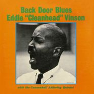 """Eddie """"Cleanhead"""" Vinson, Back Door Blues With The Cannonball Adderley Quintet [2013 Re-issue] (LP)"""