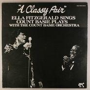 Ella Fitzgerald, Ella Fitzgerald Sings Count Basie Plays: A Classy Pair (LP)
