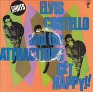 Elvis Costello & The Attractions, Get Happy!! [Deluxe Edition] (CD)