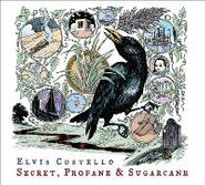 Elvis Costello, Secret, Profane & Sugarcane (CD)