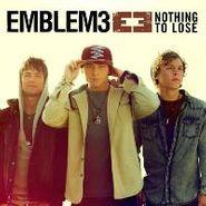 Emblem3, Nothing To Lose (CD)