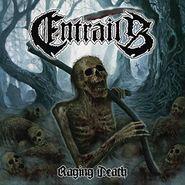 Entrails, Raging Death (CD)