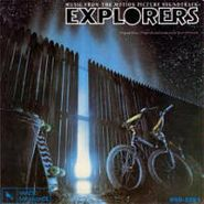 Jerry Goldsmith, Explorers [Score] (CD)
