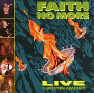 Faith No More, Live At The Brixton Academy (CD)
