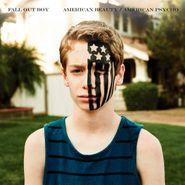 Fall Out Boy, American Beauty / American Psycho [Blue Vinyl] (LP)