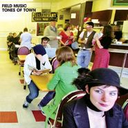 Field Music, Tones Of Town (CD)
