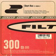 Filter, Short Bus (CD)
