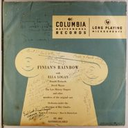 Various Artists, Finian's Rainbow [Signed by Sonny Terry] (LP)
