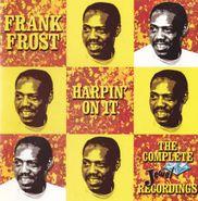 Frank Frost, Harpin' On It [Import] (CD)