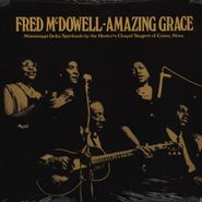 Fred McDowell, Amazing Grace (LP)