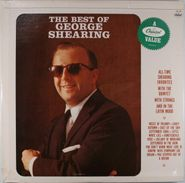 George Shearing, The Best Of George Shearing (LP)