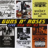 Guns N' Roses, Live Era '87-'93 (CD)