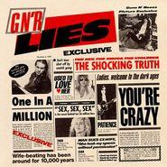 Guns N' Roses, G N' R Lies (CD)