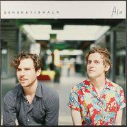 Generationals, Alix [Green Vinyl Issue] (LP)