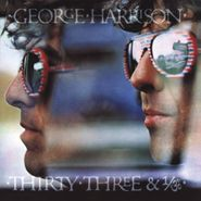 George Harrison, Thirty Three & 1/3 (CD)