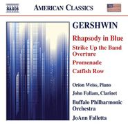 George Gershwin, Rhapsody In Blue / Strike Up The Band - Overture / Promenade / Catfish Row Suite (CD)