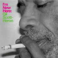 Gil Scott-Heron, I'm New Here (LP)