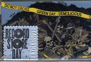 Green Day, Demolicious [Record Store Day] (Cassette)