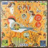 Steve Earle & The Dukes, Guy [Royal Blue Vinyl] [Autographed] (LP)