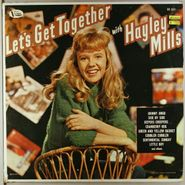 Hayley Mills, Let's Get Together With Haley Mills (LP)