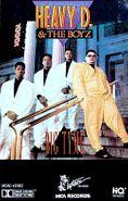 Heavy D & The Boyz, Big Tyme (Cassette)