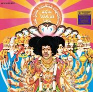 The Jimi Hendrix Experience, Axis: Bold As Love [2010 Remastered Stereo 180 Gram Vinyl] (LP)