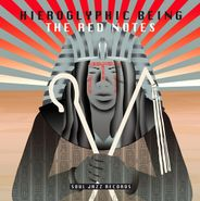 Hieroglyphic Being, The Red Notes (LP)