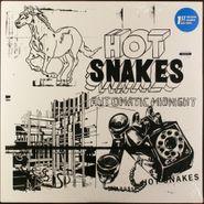 Hot Snakes, Automatic Midnight [Remastered Orange Translucent Vinyl] (LP)