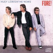Huey Lewis & The News, Fore! (CD)