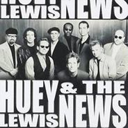 Huey Lewis & The News, Huey Lewis & The News (CD)