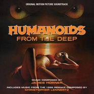 James Horner, Humanoids From The Deep [OST] (CD)