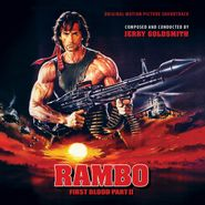Jerry Goldsmith, Rambo: First Blood Part Il [Original Motion Picture Soundtrack] (CD)