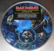 Iron Maiden, The Final Frontier [Mission Edition] (CD)