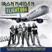 Iron Maiden, Flight 666 [OST] (CD)