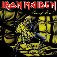 Iron Maiden, Piece Of Mind (CD)