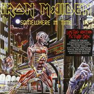 Iron Maiden, Somewhere In Time [Picture Disc] (LP)