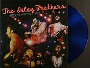 The Isley Brothers, Groove With You...Live! [Black Friday Blue and Gold Vinyl] (LP)