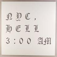 James Ferraro, NYC, Hell 3:00 AM [Clear Vinyl] (LP)