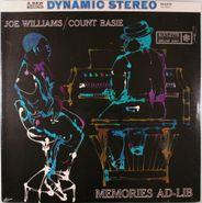 Joe Williams, Memories Ad-Lib [Stereo] (LP)