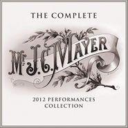"John Mayer, Complete 2012 Performances [Black Friday] (12"")"