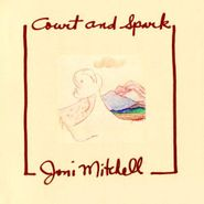 Joni Mitchell, Court And Spark [Remastered 180 Gram Vinyl] (LP)