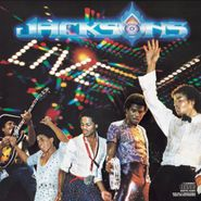The Jacksons, Live (CD)