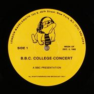 The Jam, BBC College Concert (LP)