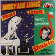Jerry Lee Lewis, Whole Lotta Shakin Goin On (LP)