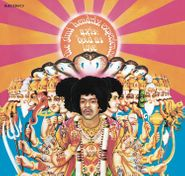 The Jimi Hendrix Experience, Axis: Bold As Love [200 Gram Remastered Mono] (LP)