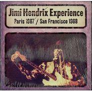 The Jimi Hendrix Experience, Paris 1967 / San Francisco 1968 (CD)