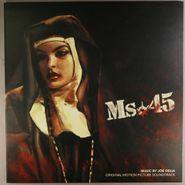Joe Delia, Ms. 45 [Score] [Frosted Clear Vinyl ] (LP)