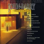 John Barry, Moviola: Music Composed & Conducted By John Barry (CD)