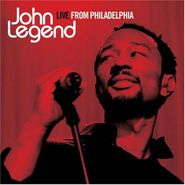 John Legend, Live From Philadelphia (CD)
